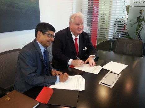 MOU Between ICAN and ICAEW